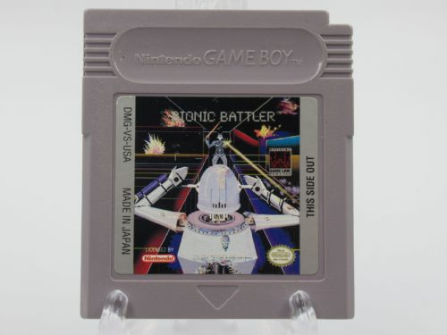 Bionic Battler (Game boy)